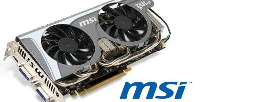 MSI GeForce GTX 560 Ti Twin Frozr II de 2GB