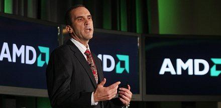 Renuncia el CEO de AMD