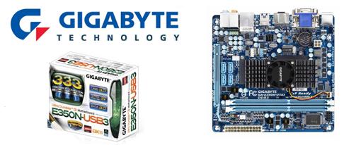 Gigabyte desvela la Mini-ITX para AMD Fusion
