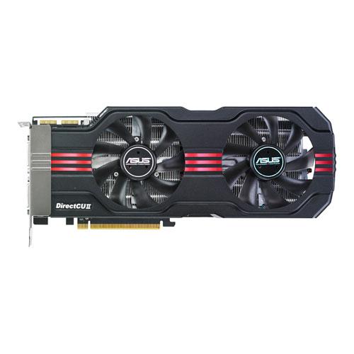 Radeon HD 6970 DirectCU II de Asus