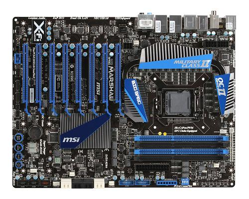 MSI BIG BANG MARSHAL (B3)