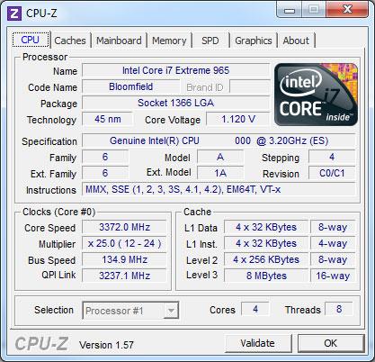 CPU-Z 1.57