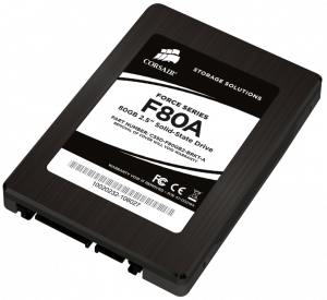 SSD F80A de Corsair