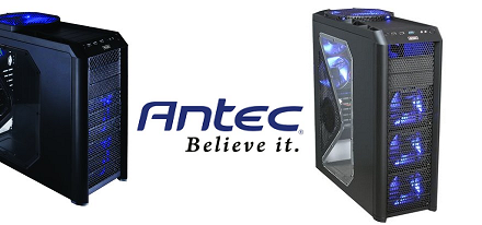 Antec actualiza sus case's Nine Hundred Two y Twelve Hundred