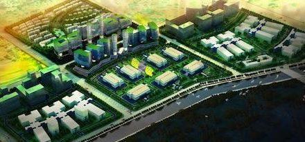 China, construirá un super complejo para la 'nube'