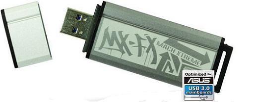Unidades flash drive de Mach Xtreme certificadas por Asus