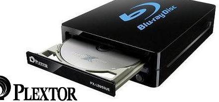 Plextor lanza su nueva unidad externa Blu-ray PX-LB950UE