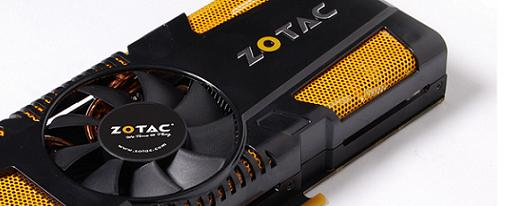Zotac lanza su nueva GeForce GTX 560 Ti AMP! Edition