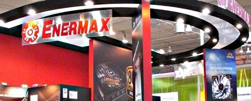 Enermax mostrará en el CeBIT sus fuentes MaxRevo y la EXX900