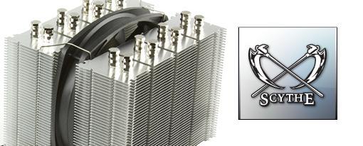 Nuevo CPU Cooler Mine 2 de Scythe