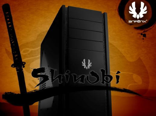 Case Shinobi de BitFenix