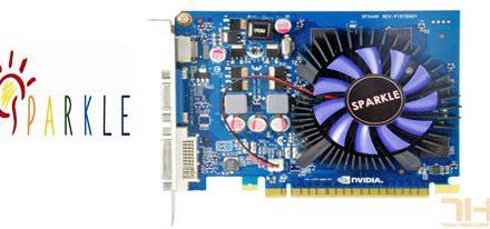 Sparkle anuncia las tarjetas graficas GT440