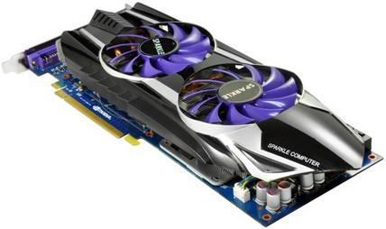 GeForce GTX580 Thermal Guru de Sparkle