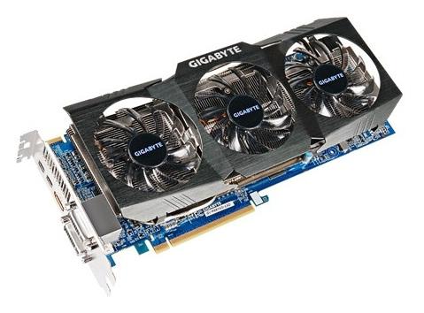 Super Overclock Radeon HD 6870 GV-R687SO-1GD de Gigabyte