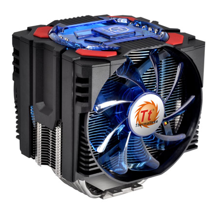 CPU Cooler Frío OCK de Thermaltake