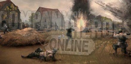 Company of Heroes Online Cierra el 31 de Marzo
