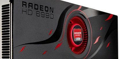 Imagenes oficiales de la Radeon HD 6990