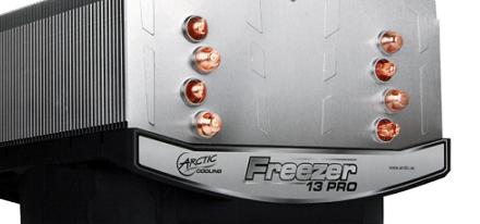 Nuevo CPU cooler Freezer 13 Pro de Arctic