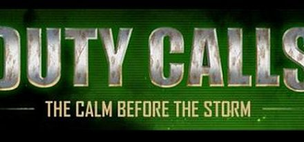 Duty Calls: The Calm Before the Storm, parodia de Call of Duty