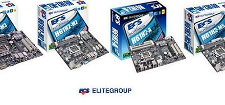 ECS presenta sus tarjetas madres serie H61