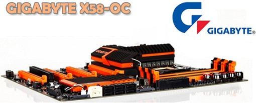 Gigabyte al fin revelá su tarjeta madre GA-X58A-OC