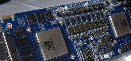 Mas información de la Nvidia GeForce GTX 590
