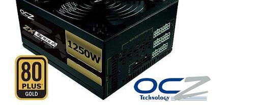 OCZ introduce oficialmente su series ZX de fuentes de poder