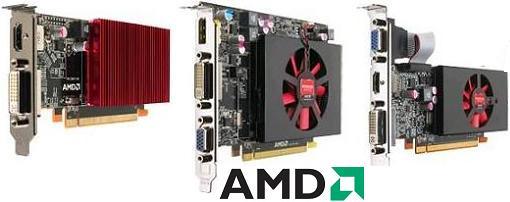 AMD Radeon's HD 6670, HD 6570 y HD 6450 para OEMs