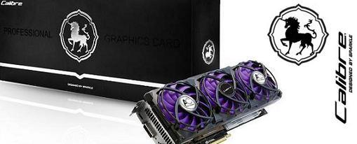 Sparkle introduce su tarjeta de video Calibre X570