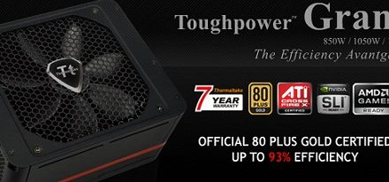 Thermaltake amplia su serie Toughpower Grand con tres nuevos modelos