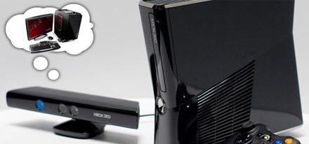 Microsoft ofrecerá soporte de Kinect en Pc's