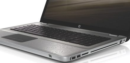 Nuevas Laptops HP con Sandy Bridge