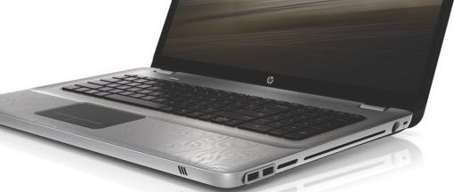Nuevas Laptops HP con Sandy Bridge