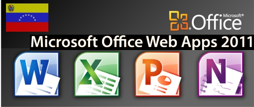 Office Web Apps disponible en Venezuela a partir de Marzo