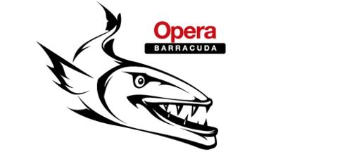 Opera Barracuda en desarrollo
