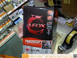 AMD Radeon HD 6850 Single Slot de Afox
