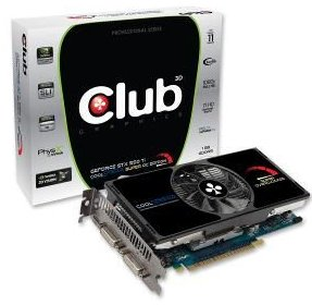 Club3D GeForce GTX 550 Ti CoolStream Super OC