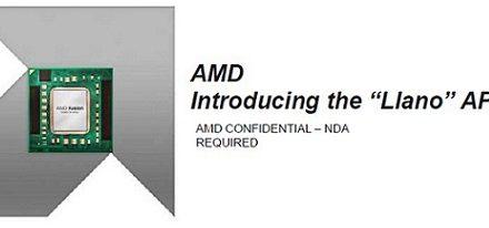 Filtrados detalles del rendimiento gráfico de las APUs Llano de AMD