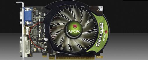 AFOX se adelanta y presenta su GeForce GT 530