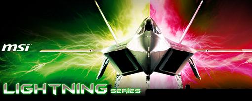 MSI introduce sus N580GTX y R6970 Lightning