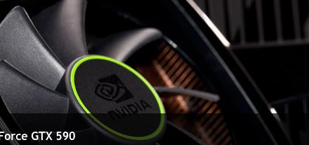 Nvidia hace oficial su GeForce GTX 590