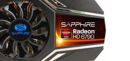 Filtradas imagenes de la Radeon HD 6790 de Sapphire