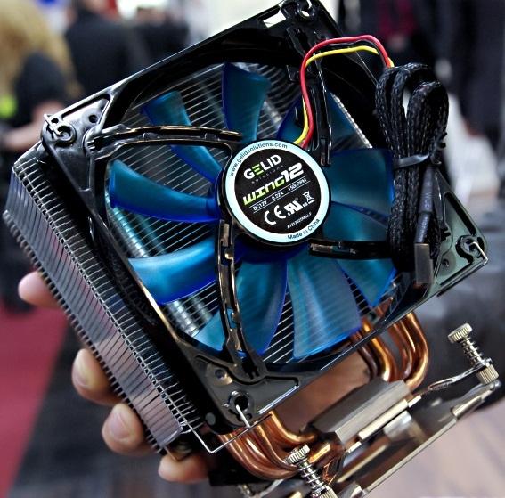 CPU Cooler GX-7 de Gelid