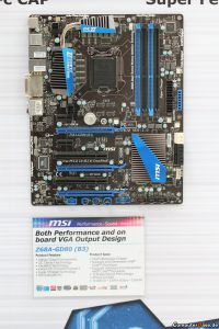 MSI Z68A GD80