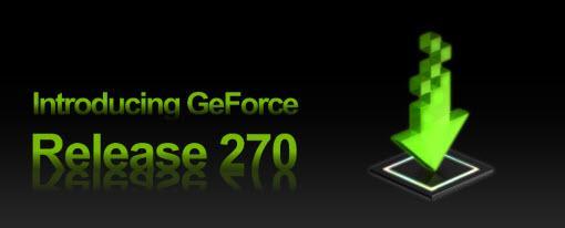 Nuevo driver GeForce 270.51 beta viene con importantes mejoras