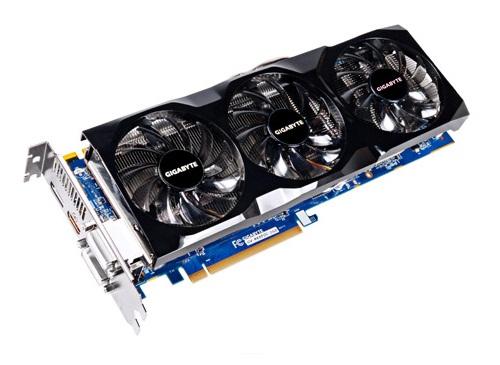 Radeon HD 6970 GV-R697OC-2GD de Gigabyte