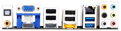 Tarjeta madre GA-H67N-USB3-B3 de Gigabyte