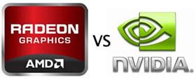 AMD reta a Nvidia