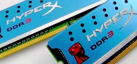 Las memorias HyperX DDR3 de Kingston adoptan el disipador Genesis