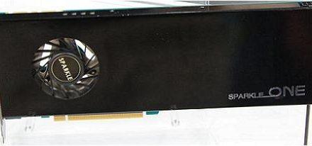 GeForce GTX 570 single-slot de Sparkle